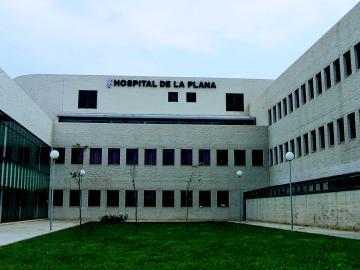 Hospital de la Plana en Vila-real