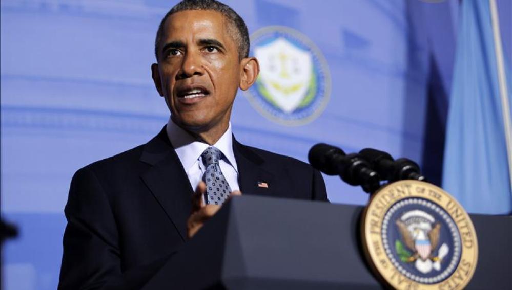 Obama pide que se regule el uso de drones