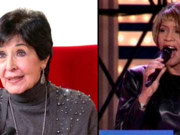 "Concha Velasco: ""Lo mejor que me pasó en ¡Sorpresa, sorpresa! fue conocer a Whitney Houston"""