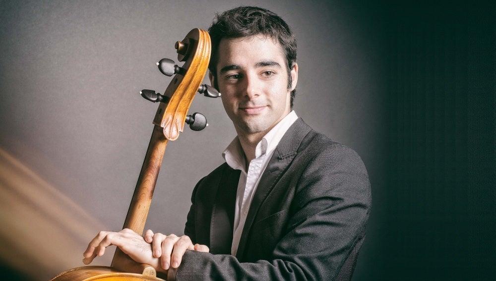 Pablo Ferrández, primer violonchelista español con un Stradivarius