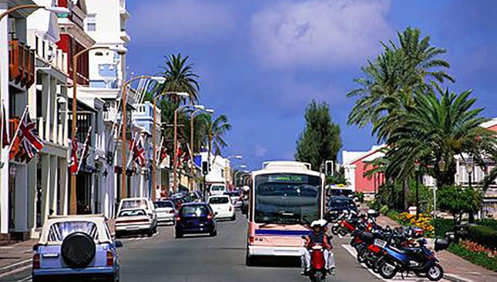La ciudad de Hamilton en Las Bermudas, figura como la más cara del mundo según el estudio.