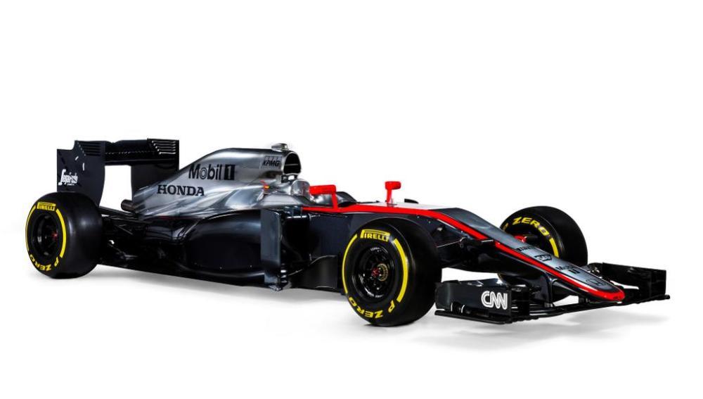 El McLaren MP4-30