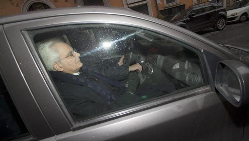 Mattarella, nuevo presidente de la República de Italia