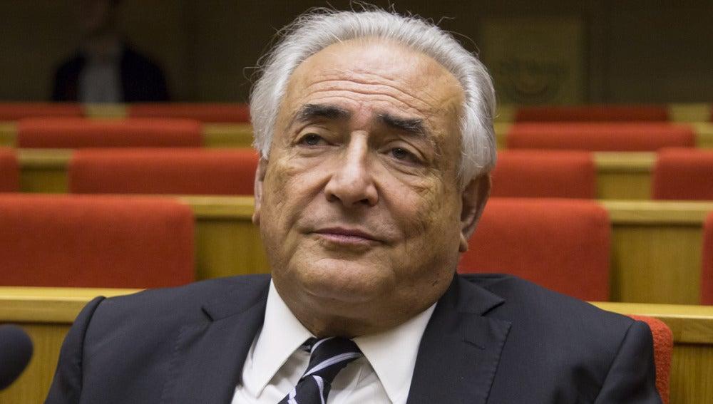 El exgobernador del FMI, Dominique Strauss-Kahn