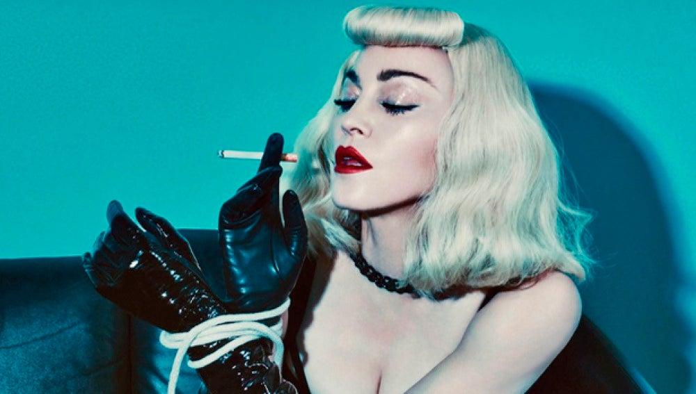 Imagen promocional de Madonna