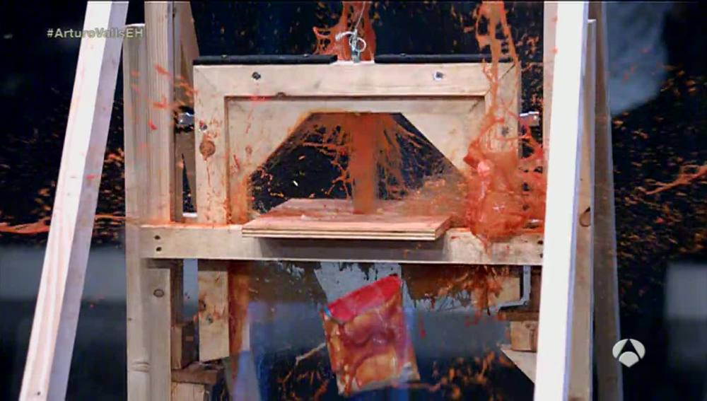 La guillotina de cristal