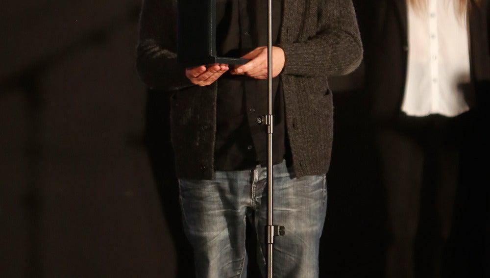 Javier Gutiérrez, mejor actor por 'La Isla Mínima'