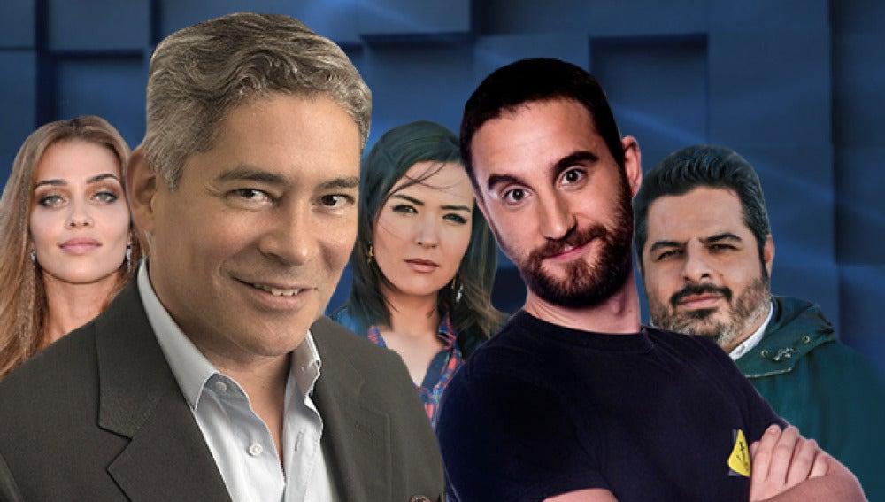 Próximos invitados de El Hormiguero 3.0