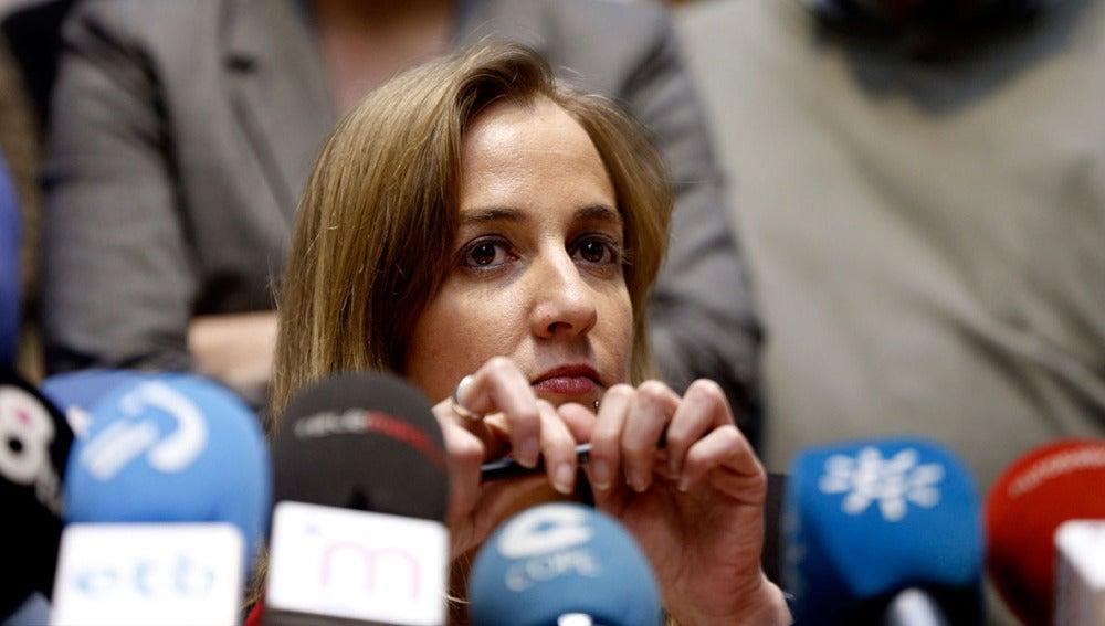 Tania Sánchez explica su nuevo proyecto político