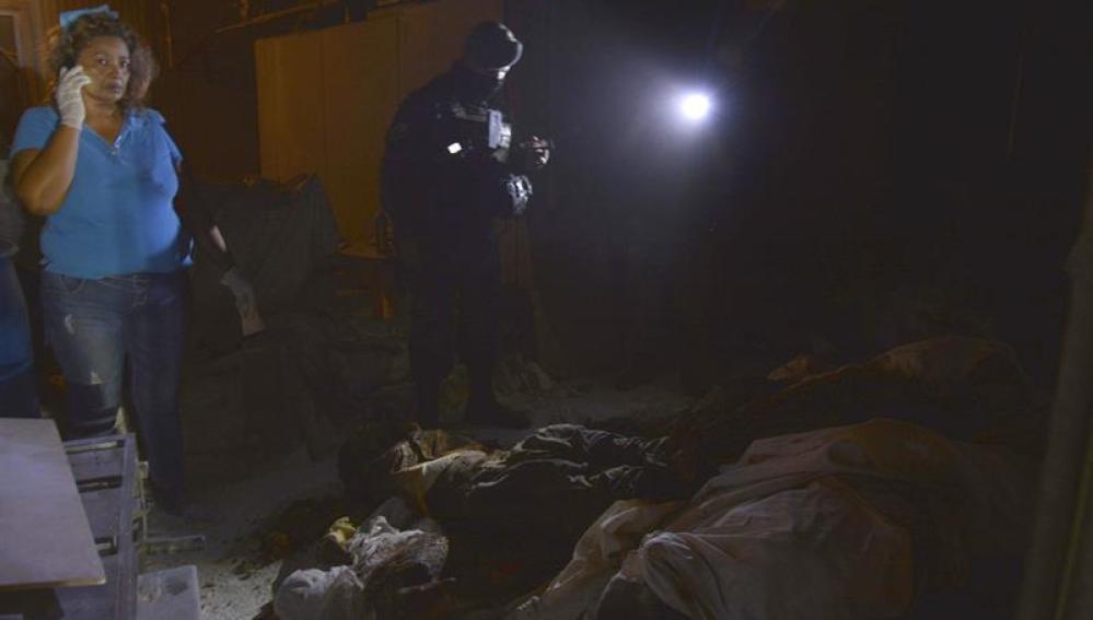 Hallan 61 cadáveres en un crematorio abandonado en el balneario mexicano de Acapulco