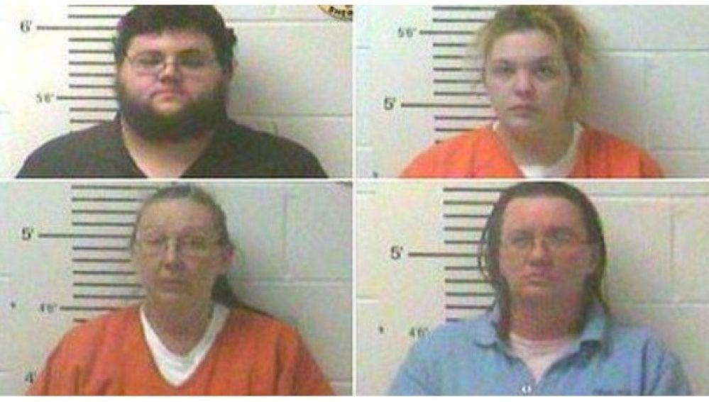 Familia que secuestró al menor