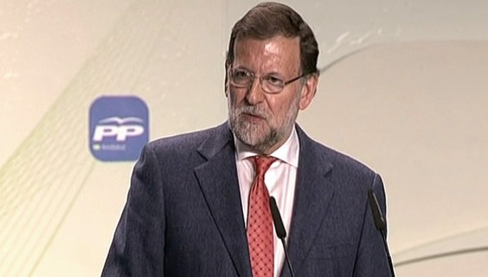 Mariano Rajoy en Andalucía