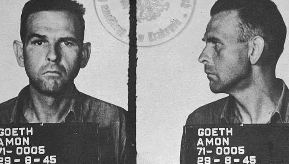 Amon Goth, el villano de 'La lista de Schindler'