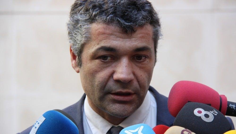 Oriol Amorós, de ERC