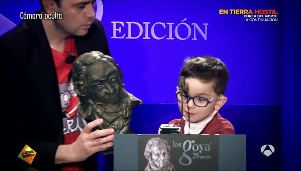 La otra gala de los Goya