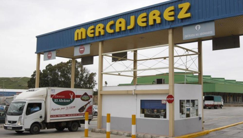 Imagen de MercaJerez en la localidad gaditana de Jerez de la Frontera
