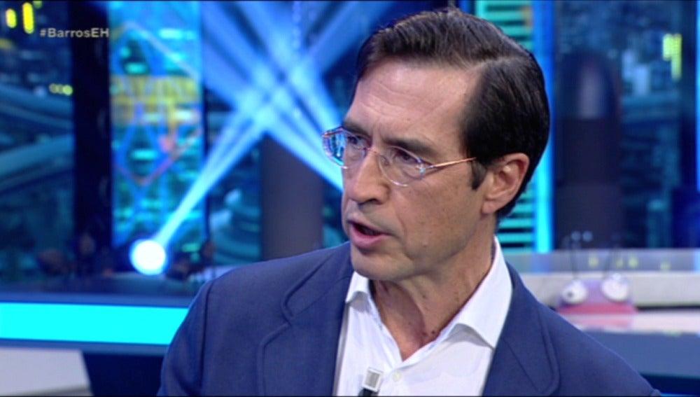 Dr. Mario Alonso Puig en El Hormiguero 3.0