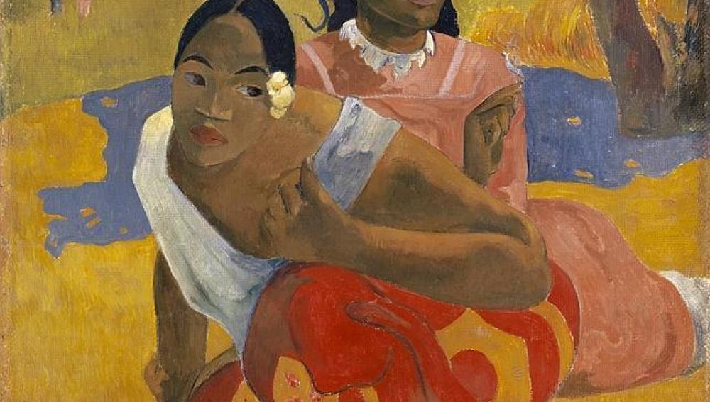 Obra de Paul Gauguin.