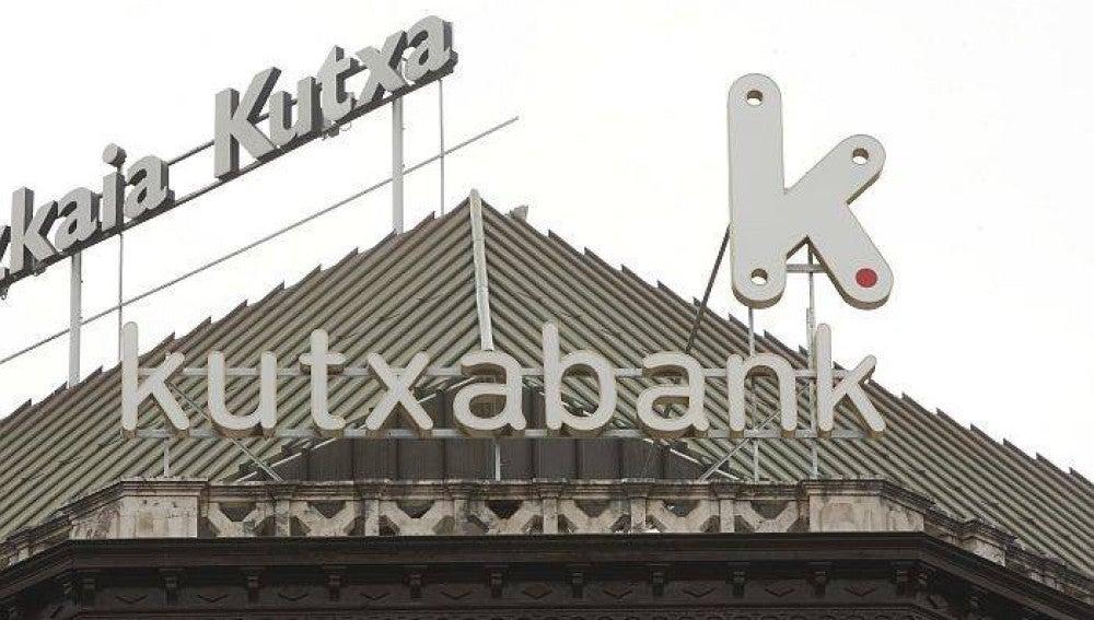 Imagen de la sede de Kutxabank