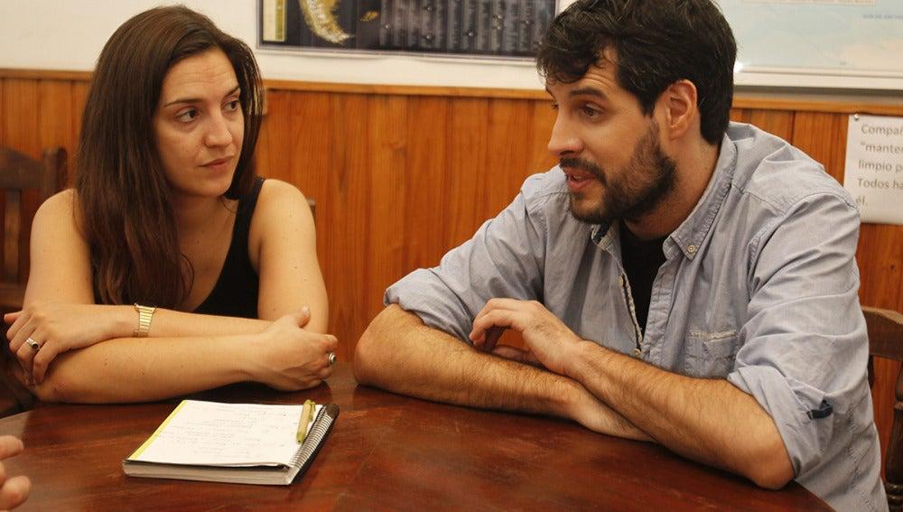 Integrantes de Podemos Uruguay