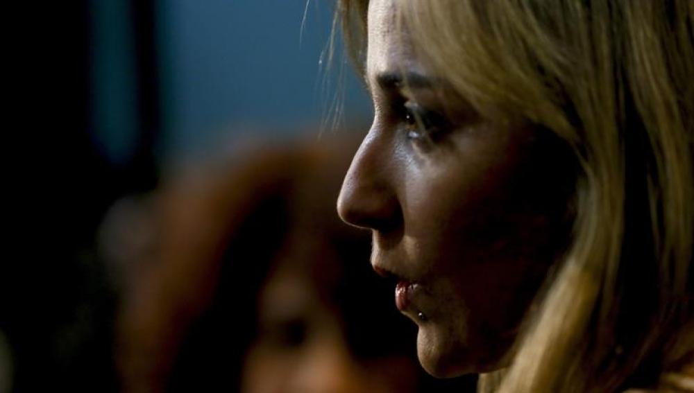 La excandidata de IU a la Comunidad de Madrid, Tania Sánchez