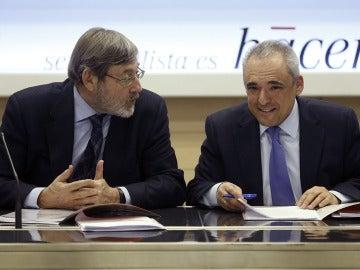Rafael Simancas, preside la comisión gestora del PSM