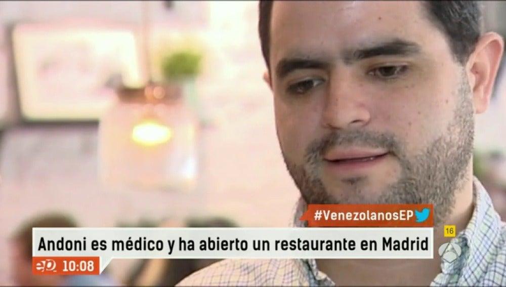 Antena 3 tv en venezuela el d a a d a es incertidumbre for Espejo hostelero