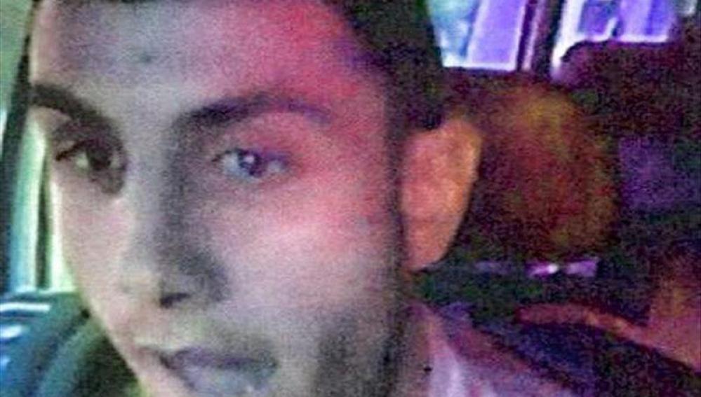 Omar Abdel Hamid El Hussein, presunto autor de los atentados de Copenhague