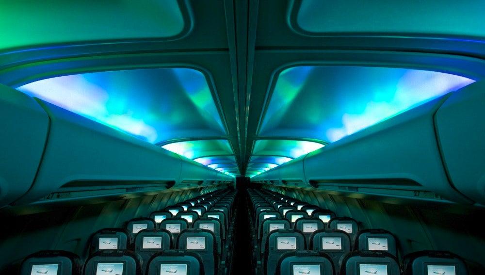 Avión Helka Aurora de Icelandair