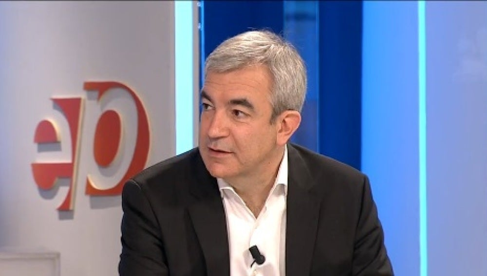 Luis Garicano, en Espejo Público