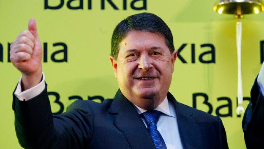 Luis Olivas, exvicepresidente de Bankia.