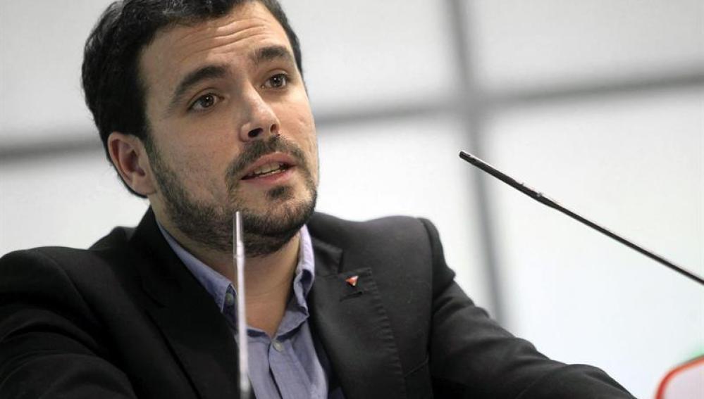 Alberto Garzón elegido por IU para la Presidencia del Gobierno