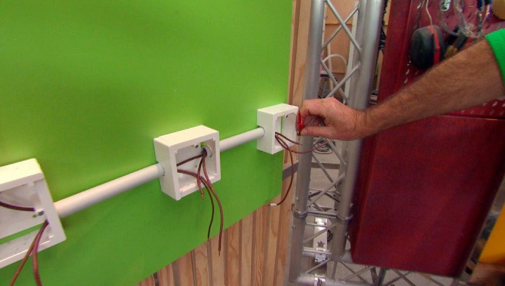 Funcionamiento de los tres circuitos de iluminación más comunes de los hogares