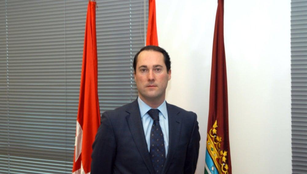 Emilio García Grande, coordinador de Seguridad y Emergencias del Ayuntamiento de Madrid