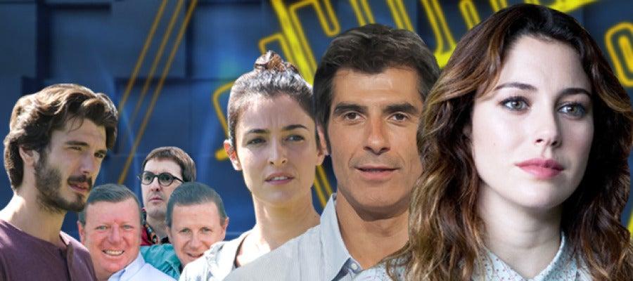 Antena 3 tv yon gonz lez y blanca romero blanca su rez for Blanca romero velvet