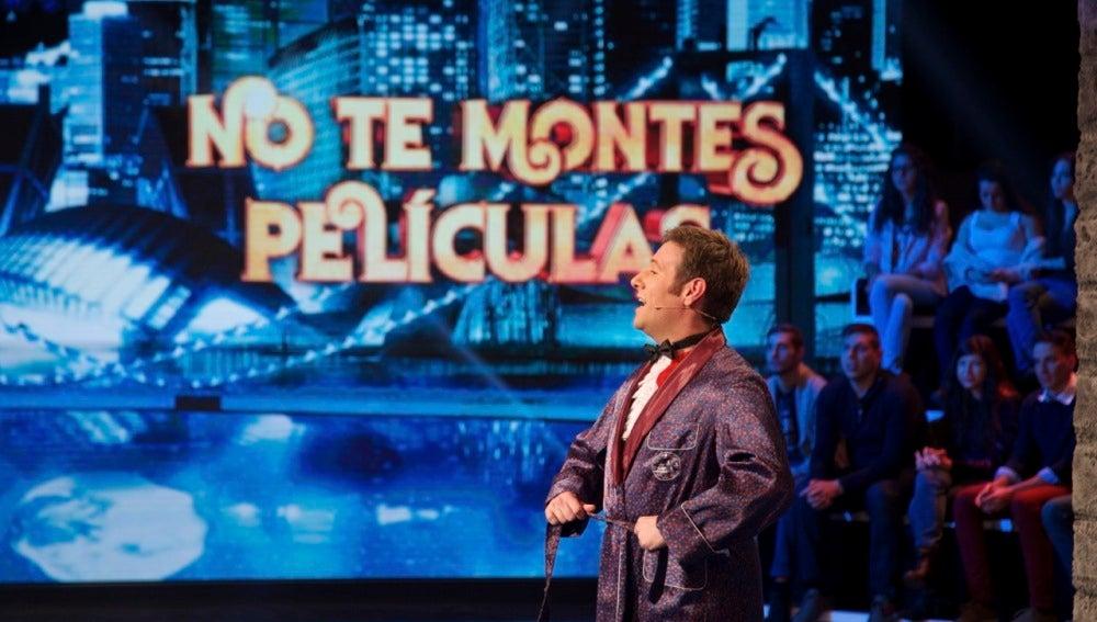 Carlos Latre en No te montes películas