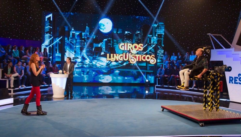 Cristina castaño y Pepe Viyuela