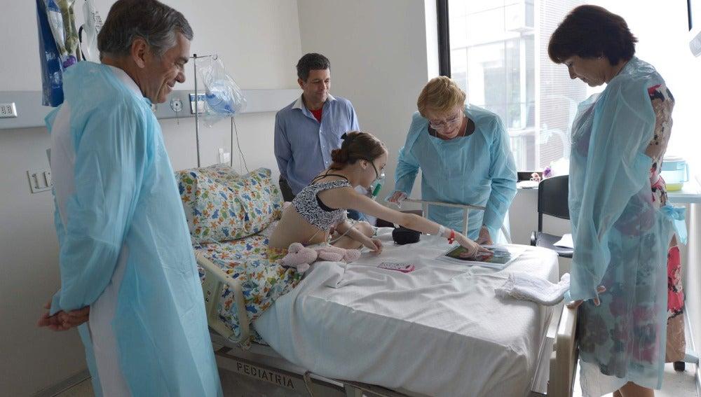 El gobierno chileno rechaza la petición de la joven enferma que pedóa auorización para morir