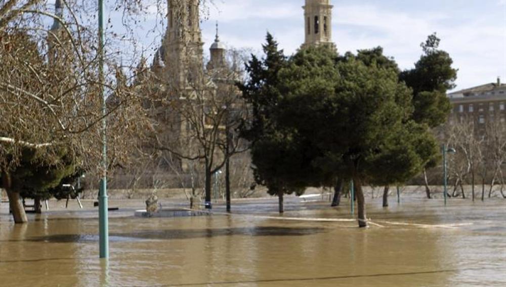 Parque de Macanaz, Zaragoza