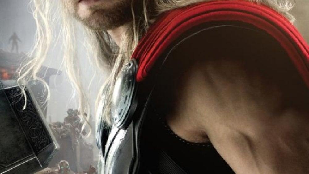Chris Hemsworth es 'Thor'