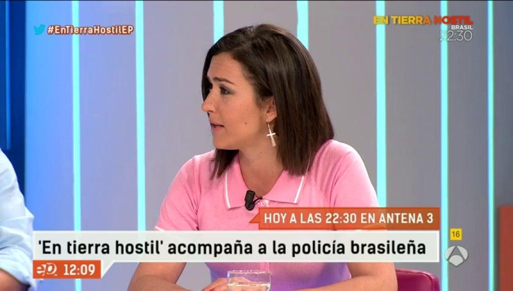 Antena 3 tv en tierra hostil se adentra en las favelas for Espejo publico hoy completo