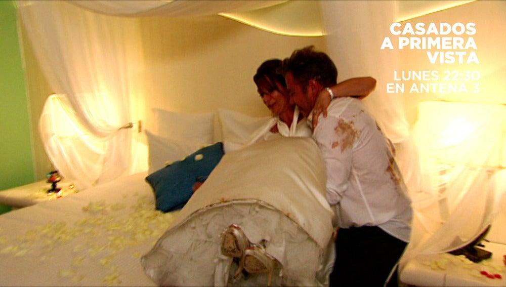 """Toñi en su noche de bodas: """"A ver cómo le explico que a mi no me va a tocar"""""""