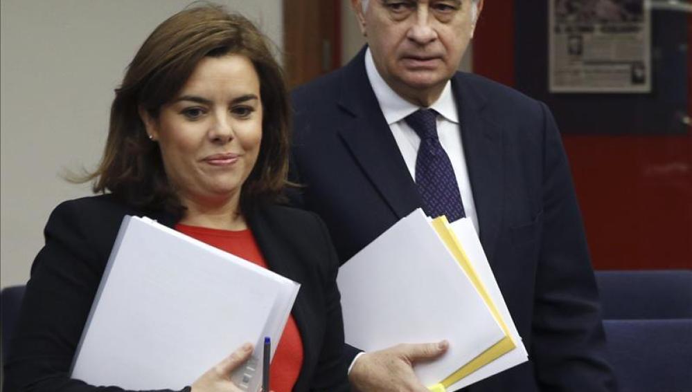 Sáenz de Santamaría y Fernández Díaz