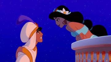 Fotograma de 'Aladdin'