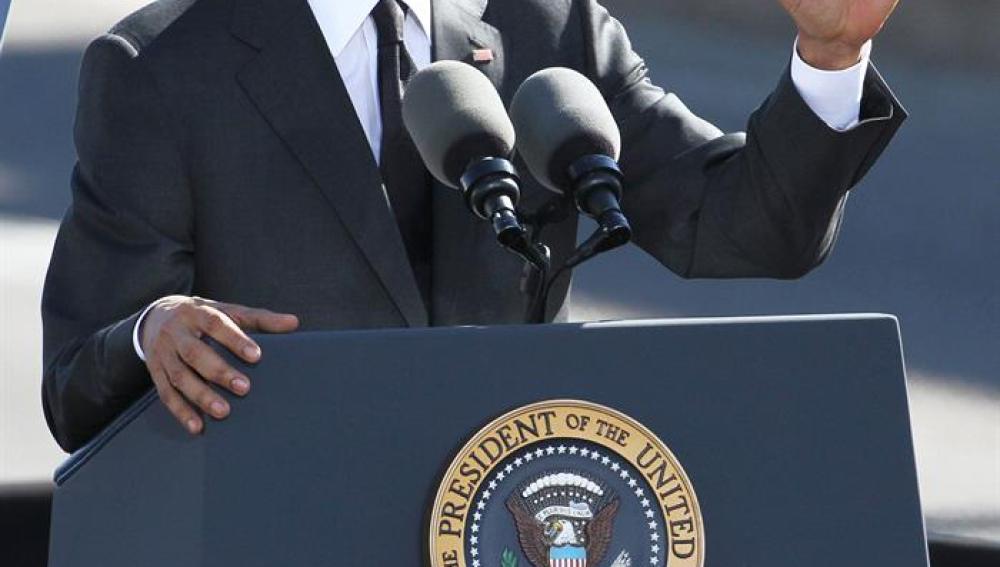 Barack Obama contra el racismo