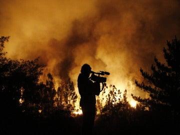 Estado de emergencia en Chile por un incendio