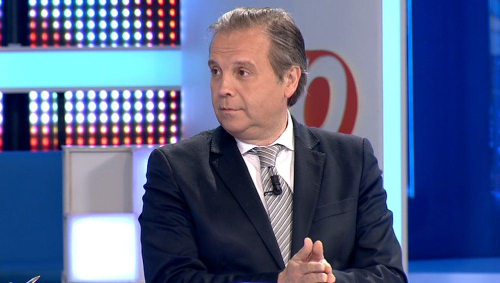 Antonio Miguel Carmona, en Espejo Público