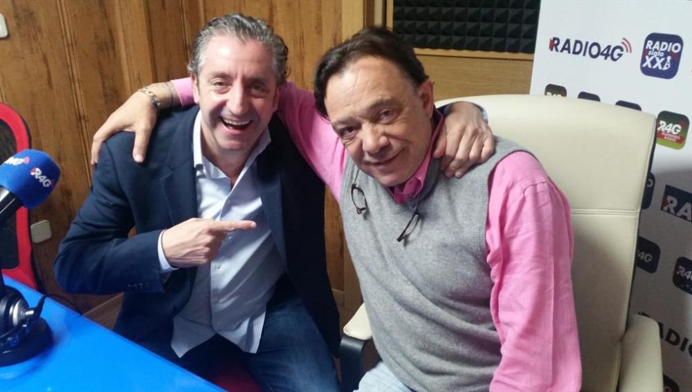 Josep Pedrerol en Radio4G