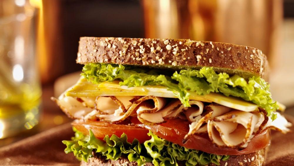 Cómo preparar un sándwich rico y saludable