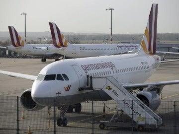 Un avión de Germanwings aborta su despegue de Colonia por un aviso de bomba